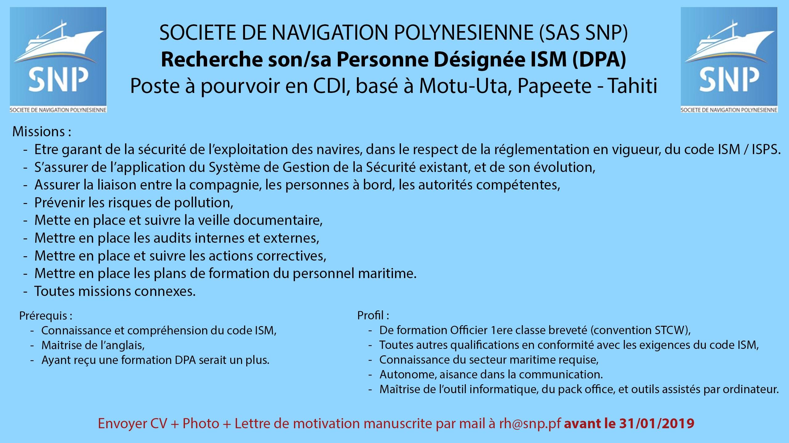 emplois  u0026 formations  u2013 le site du cluster maritime de la